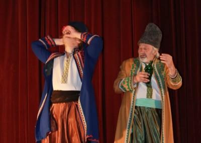 Виступ  Коломийського академічного обласного українського драматичного театру імені Івана Озаркевича